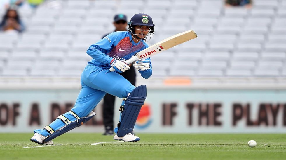 Smriti Mandhana became the fastest Indian to 2000 runs as India managed to beat West Indies by six wickets and win the series 2-1.