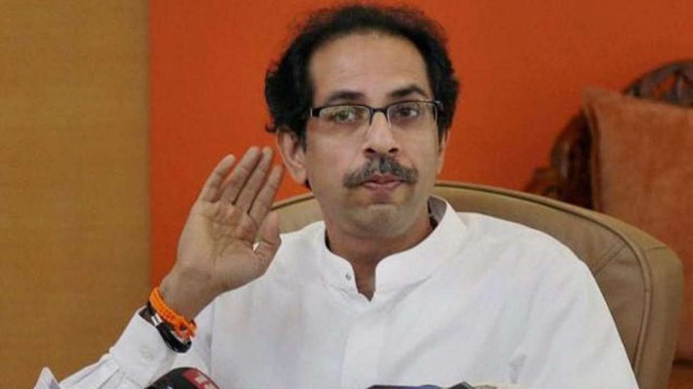 Uddhav Thackeray chaired meeting of party MLAs at 'Matoshree'