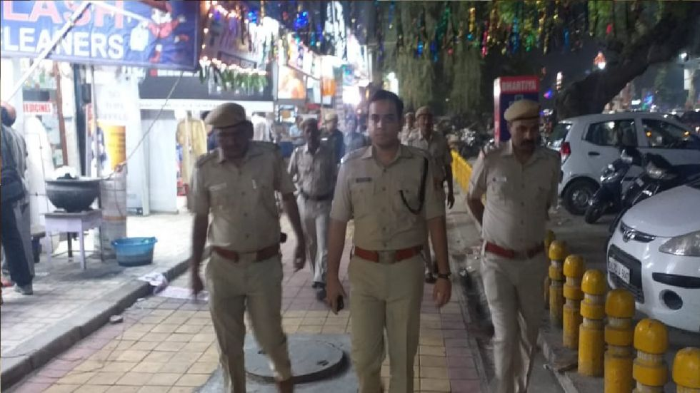 All districts in Delhi have been directed to raise police visibility and patrolling in communally sensitive areas.
