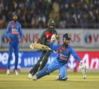 When Rohit Sharma Is In A Good Mood Batting, It Is Hard To Stop Him: Mahmudullah