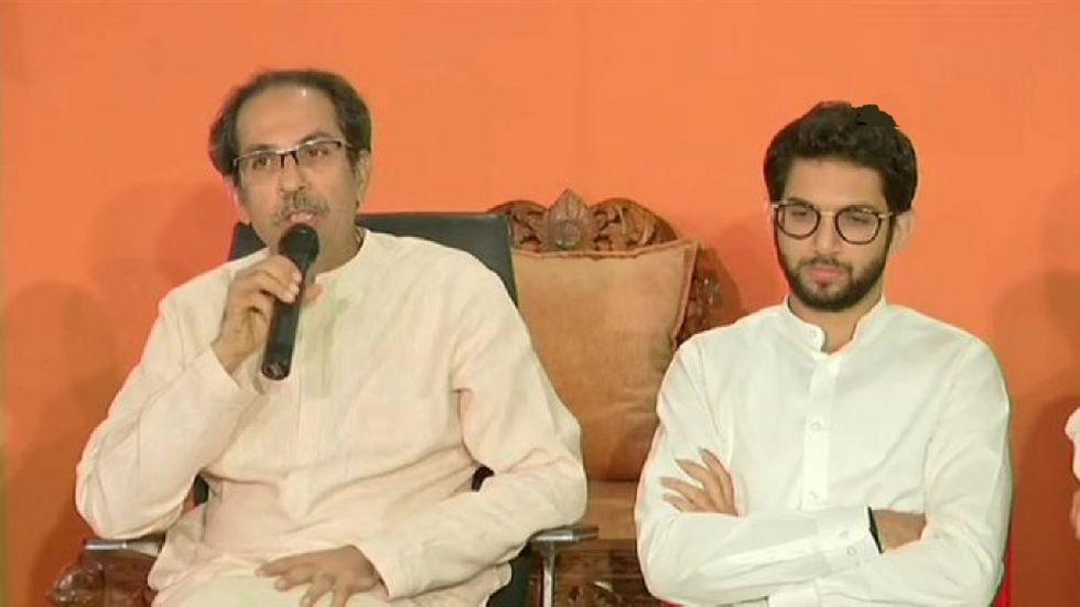 The Sena chief said that he don't need Amit Shah's blessing to form Shiv Sena government.