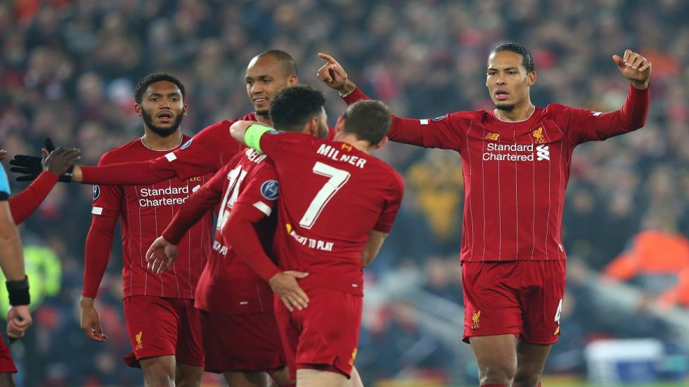 Manchester City have been beset by defensive injuries and that has allowed Jurgen Klopp's men to open up a six-point lead ahead of Sunday's battle between the top two.