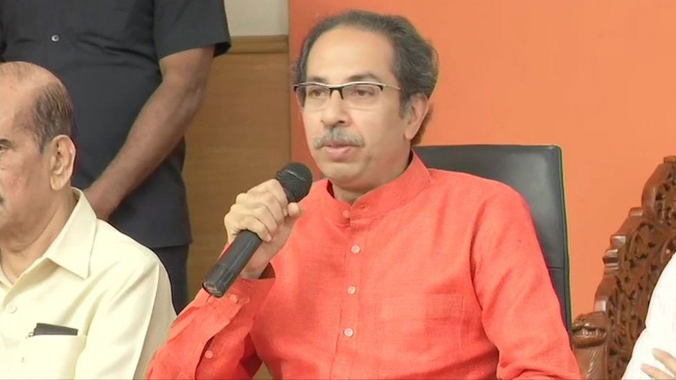 Uddhav Thackeray said one chapter has closed and it is pertinent for all to make a new beginning.