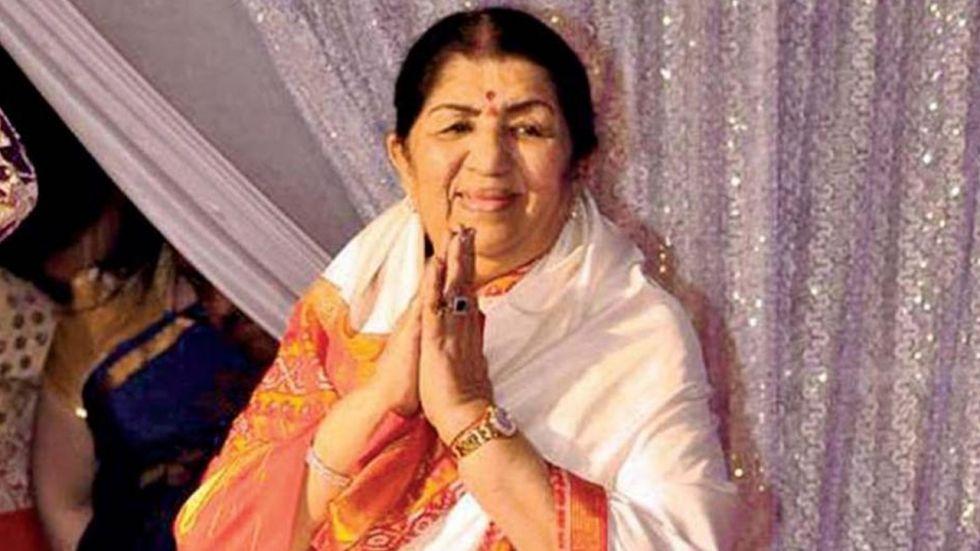 Lata Mangeshkar Returns Home Post Treatment At Hospital