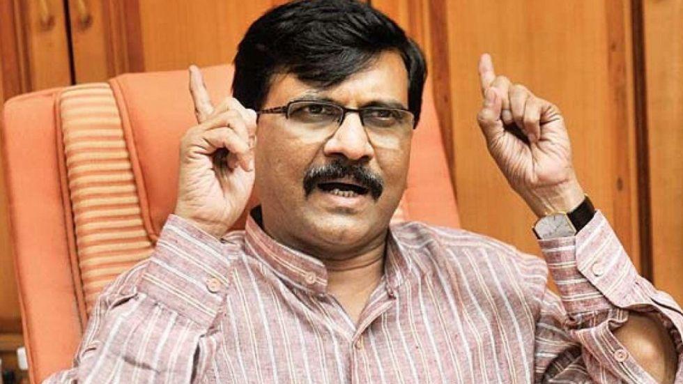 Sanjay Raut, Senior Shiv Sena Leader, Admitted To Mumbai's Lilavati Hospital