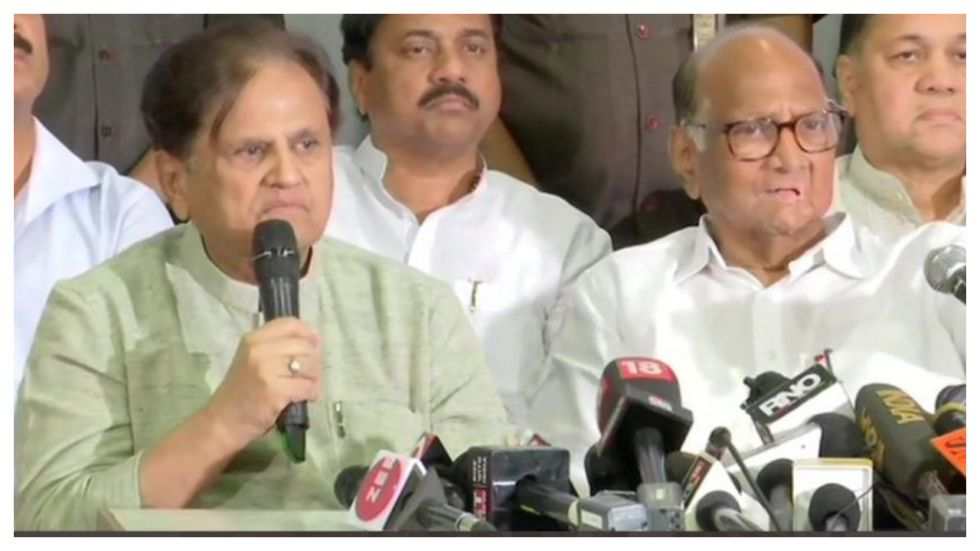 Maharashtra: Governor Not Inviting Congress To Stake Claim Is 'Wrong', Says Ahmed Patel