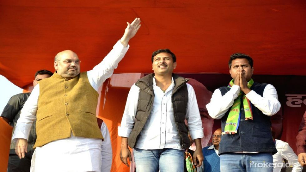 According to reports, the AJSU will alone contest on 10 seats, while the BJP-AJSU alliance will fight together on three seats.
