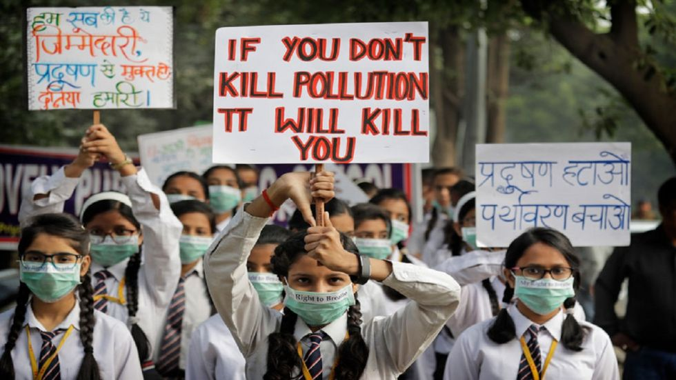 Air pollution: All schools in Delhi, Noida to remain closed till November 15, announce Delhi, UP govts
