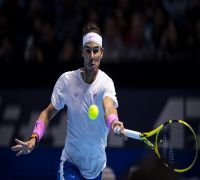 Rafael Nadal Wins After Being Match Point Down, Stefanos Tsitsipas Enters ATP Finals Semis