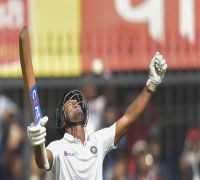 Mayank Agarwal Slams Second Double Ton, Continues Record Run In Indore Test