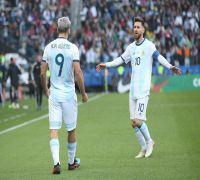 Lionel Messi Scores On International Return, Argentina Beat Brazil