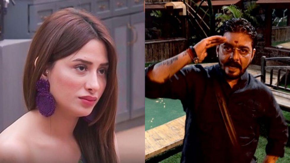 Hindustani Bhau calls Mahira Sharma 'Bade Hothon Ki Chipkali' in the latest episode.