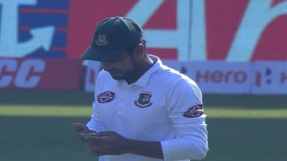 Mehidy Hasan has undergone an epic struggle in Tests against India, so much so that he has not bowled a maiden in 76 overs.