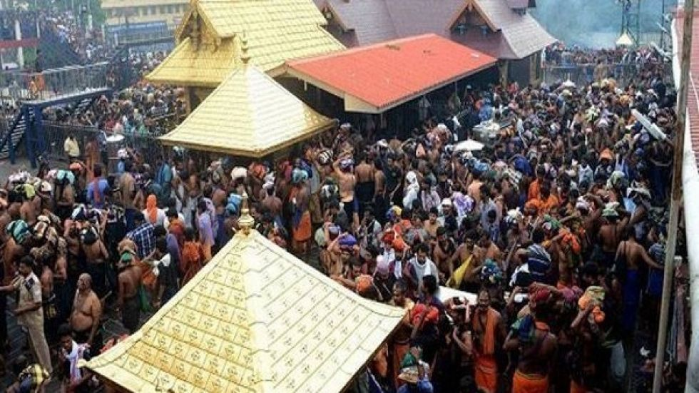 The Lord Ayappa Temple is scheduled to open for the two-month long pilgrim season on Saturday evening.