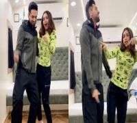 Ayushmann Khurrana and Bhumi Pednekar Groove On Dheeme Dheeme And It's A Treat To Watch!