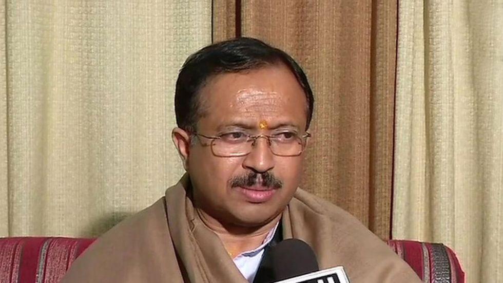 Minister of States for External Affairs V Muraleedharan