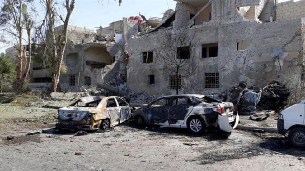Car Bomb Kills 19 In Northern Syria