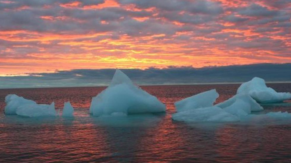Arctic Ocean May Be Ice-Free For Part Of Year By 2044