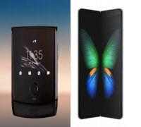 Motorola Razr (2019) Vs Samsung Galaxy Fold: Specs, Features, Prices COMPARED