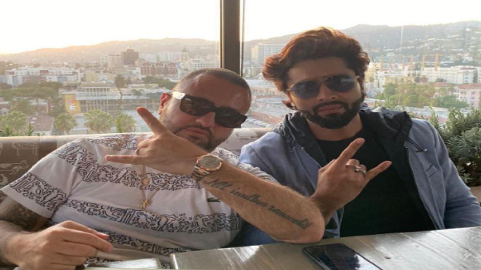 Jackky Bhagnani's Jjust Music Goes International With Mi Gna