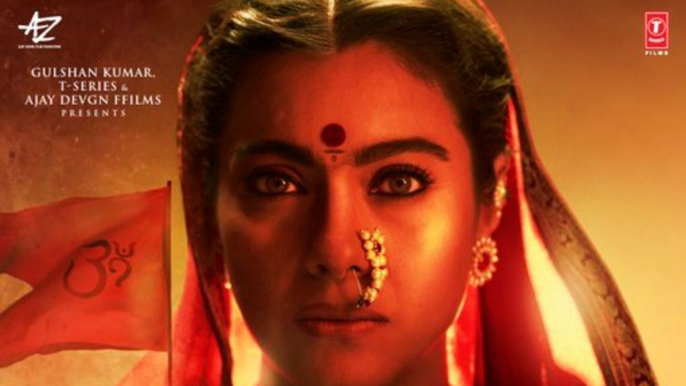 Kajol Looks Fierce As Savitribai Mausare In New Poster.