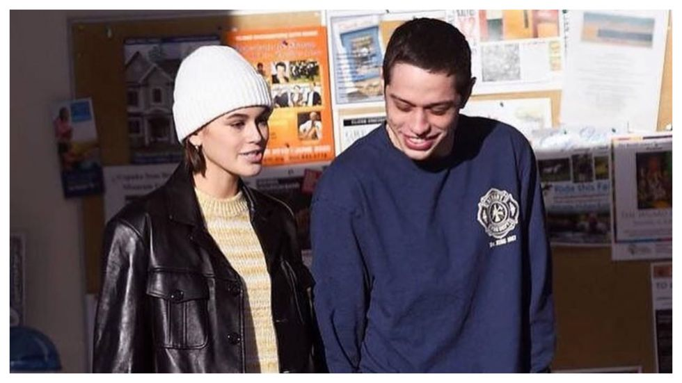Kaia Gerber And Pete Davidson Reportedly Spent Pete's 26th Birthday Together