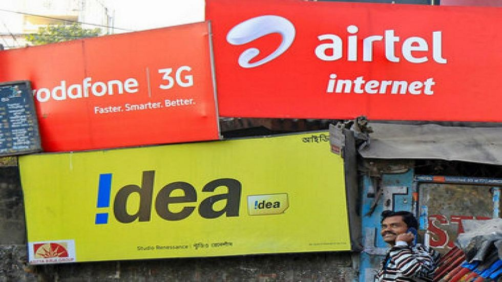 Wireless subscription in urban areas declined to 65.91 crore at the end of September, while that in rural areas increased to 51.45 crore.