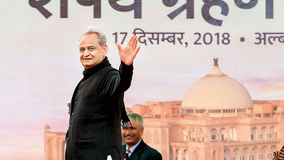 Chief Minister Ashok Gehlot said the results were as expected.