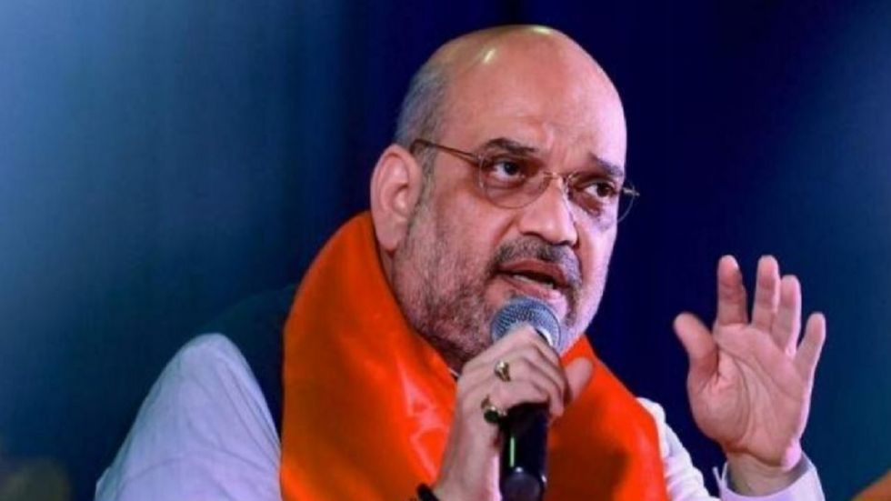 Previously, Amit Shah had pitched for NRC in West Bengal.