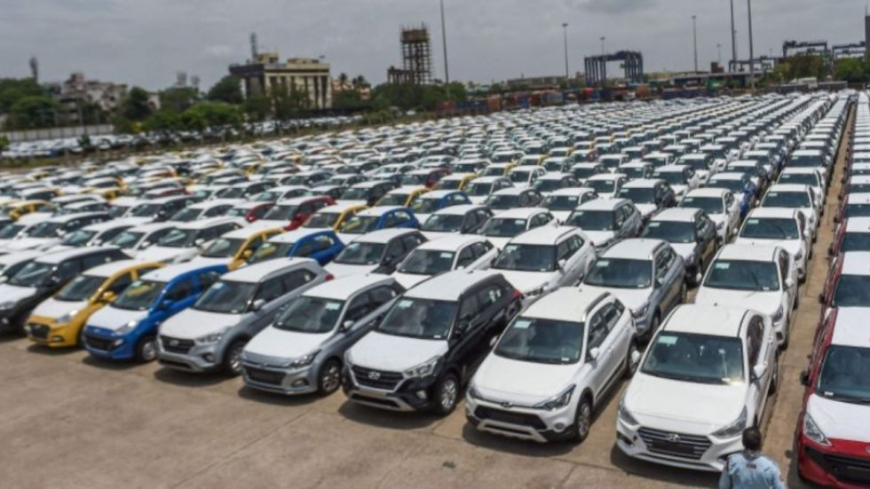 New Vehicle Registration Grew By 4 Per cent In October