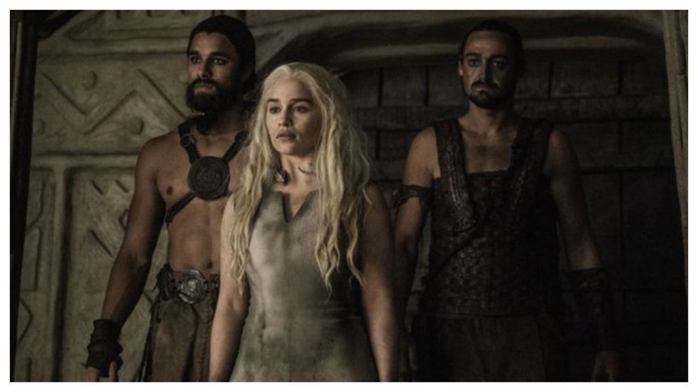 Emilia Clarke Asked To Perform Nude Scenes Post-'GoT'