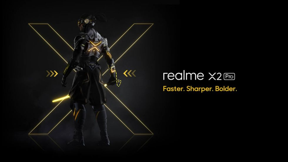 Realme X2 Pro Launch Today