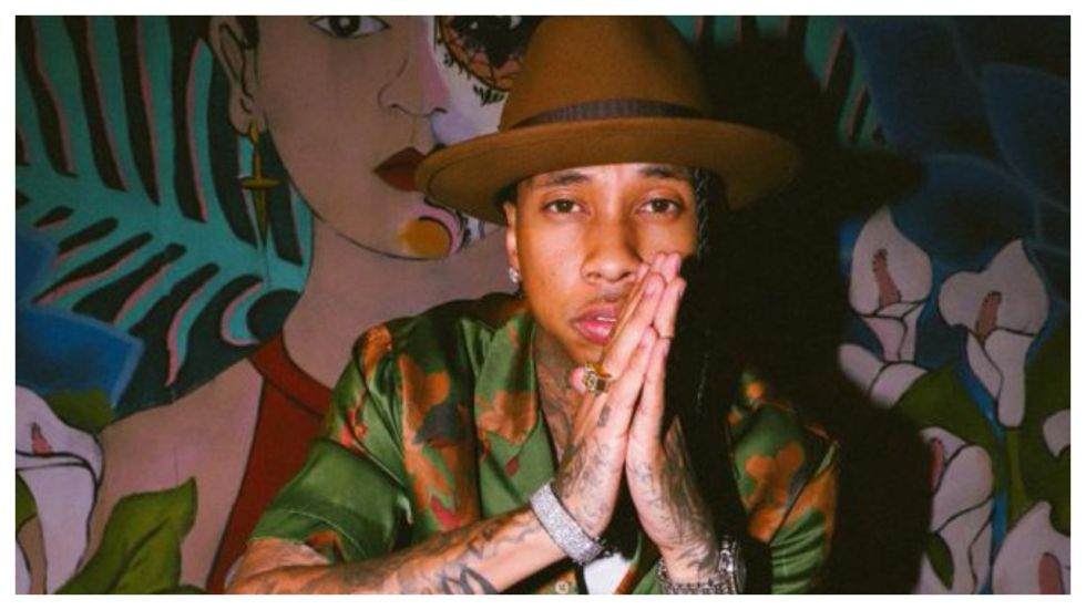 Tyga To Perform In Mumbai For First Time
