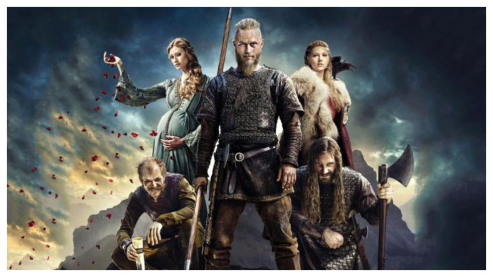 Netflix Announces Sequel Series To 'Vikings'