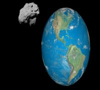Asteroid terror: Earth Had Close Encounter With Space Rock 2006 SF6 Few Hours Ago