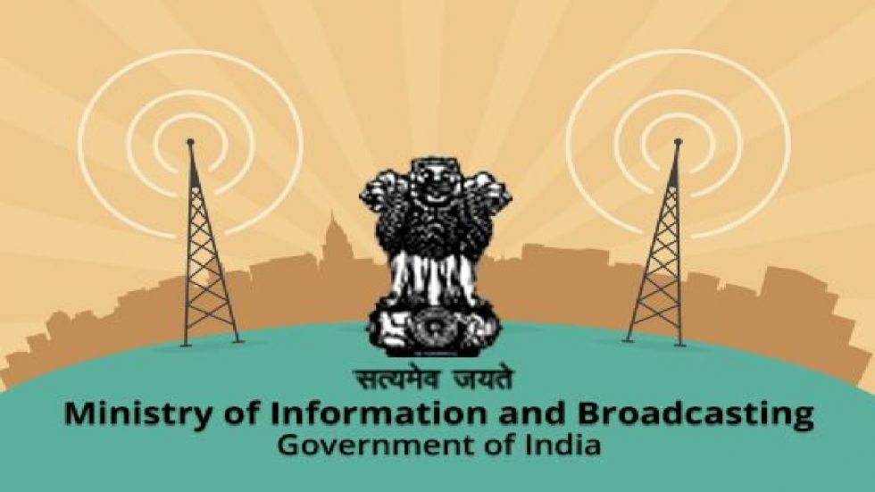 All TV channels are requested to use only the new map, said the I&B ministry order said.