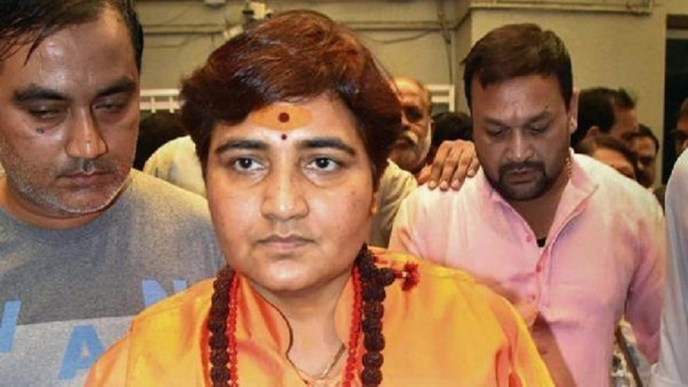 Pragya Singh Thakur will be part of the 21-member consultative committee, which is headed by defence minister Rajnath Singh