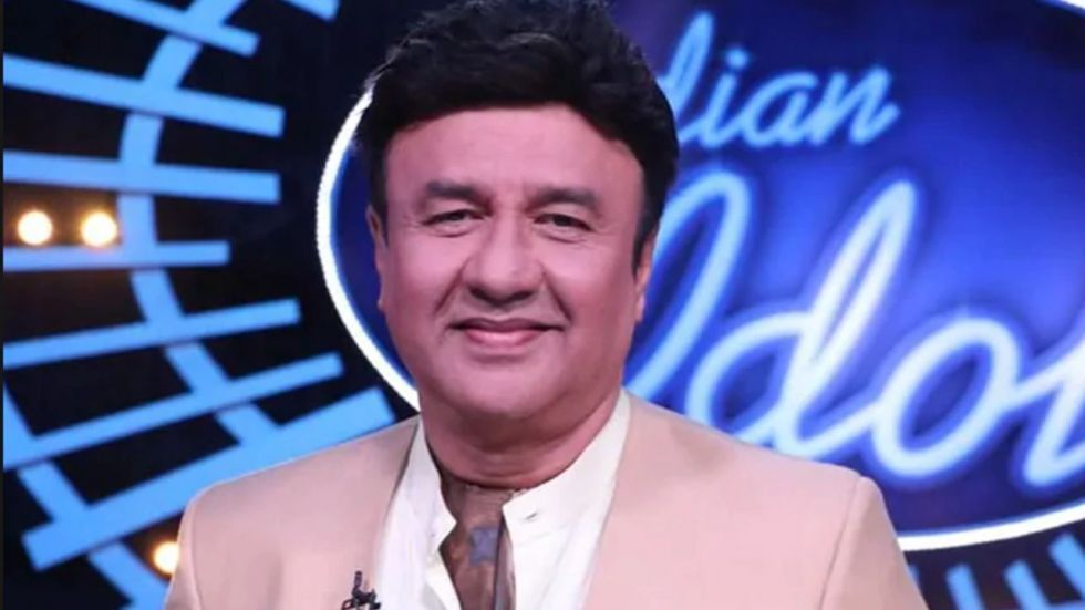 Anu Malik On Indian Idol sets