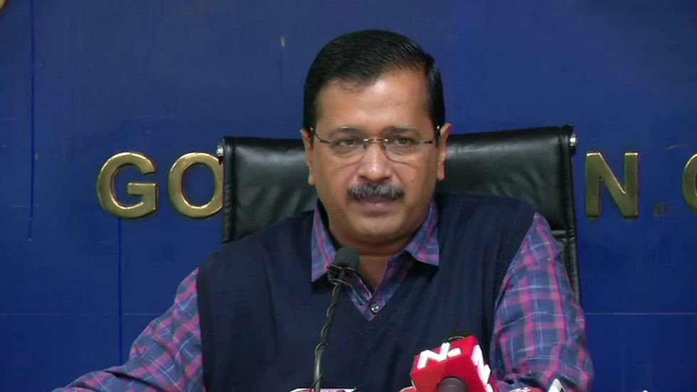 Arvind Kejriwal is the chairman of the DJB.