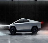 Elon Musk's Tesla Unveils Its First Electric Pickup Truck