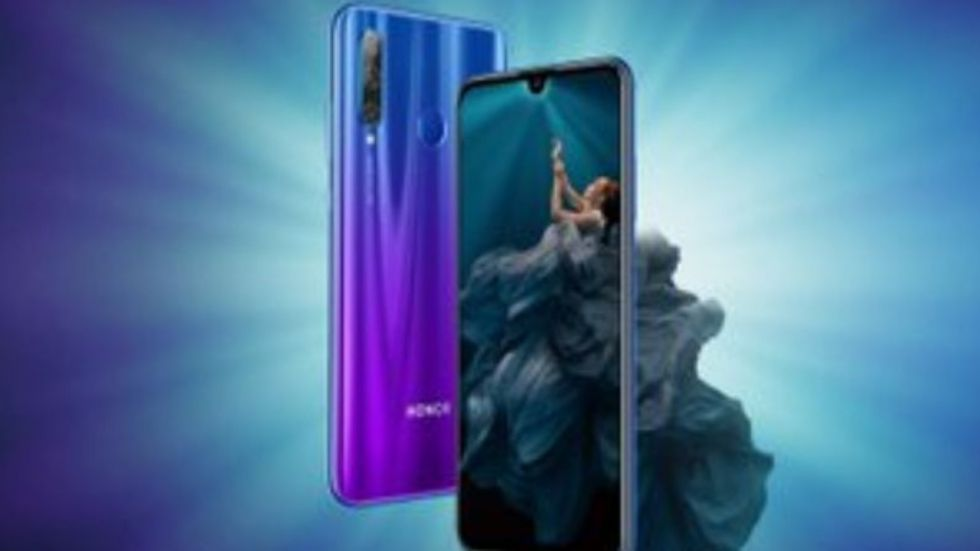 Honor 20 Receives Price Cut