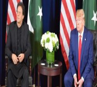 Pakistan PM Imran Khan Dials Trump, Discusses Kashmir, Afghan Peace Process