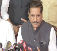 Maharashtra: Talks Between Three Parties To Continue Today, Says Prithviraj Chavan