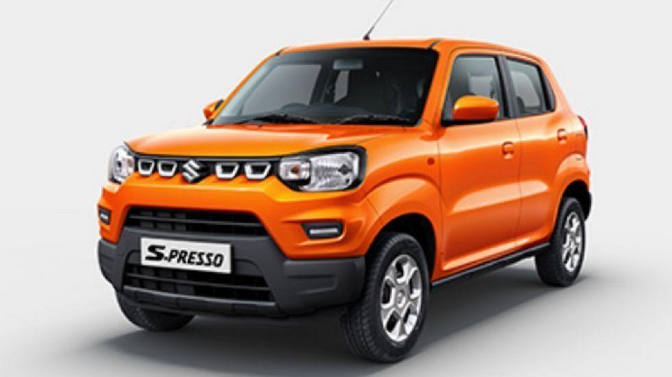 Over 3 Lakh Units Of BS6 Compliant Vehicles Sold By Maruti Suzuki (Image: Maruti Suzuki S-Presso)