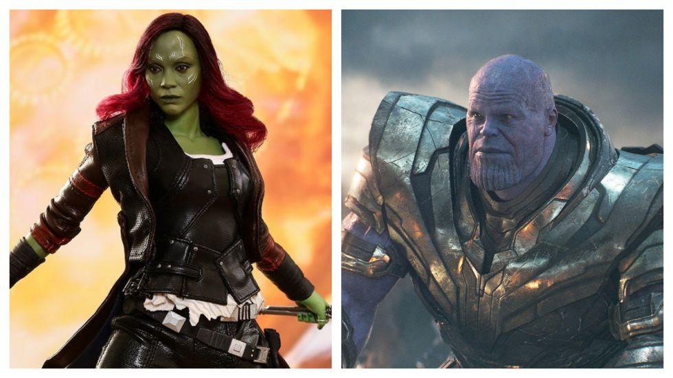 Dad Thanos 'Thirsts' After Daughter Gamora's Pic
