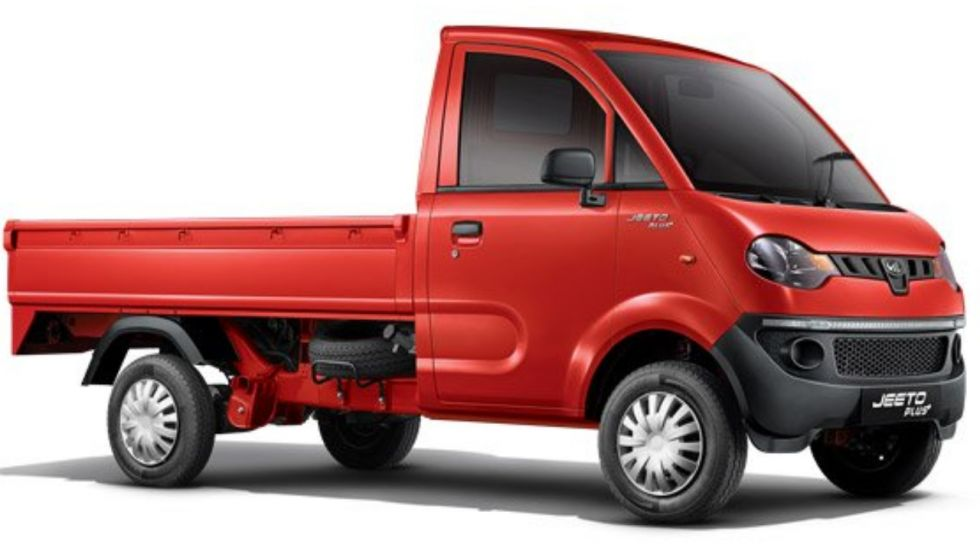 Mahindra Jeeto Plus Variant Launched In India
