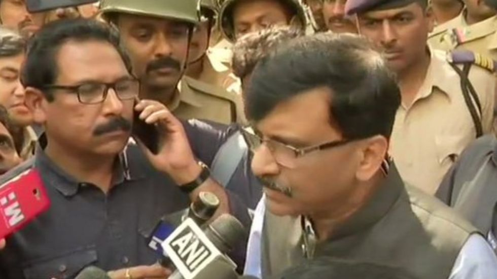 NCP leader Dhananjay Munde has been contacted, Sanjay Raut said.