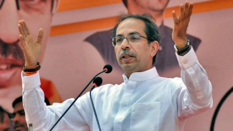 Shiv Sena chief Sanjay Raut