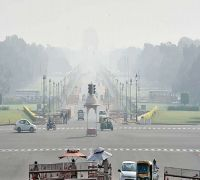 Pollution Levels In Delhi-NCR Drop Further Due To Moderate Winds