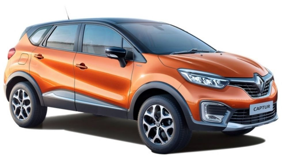 Renault Offers Cash Discounts Up To Rs 3 Lakh On Duster, Kwid, Captur (Image: Renault Captur)